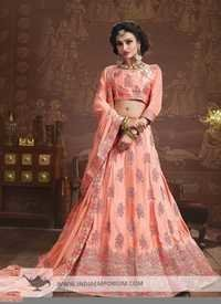 Silk Party Wear Salwar Kameez
