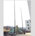 18m Mobile Mast Tower System