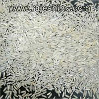 Organic Ranbir White Raw Rice