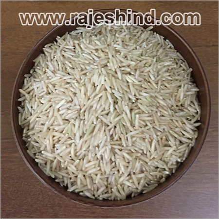 Organic Parmal Brown Raw Rice