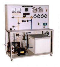 Vapor Jet Compressor Refrigeration Machine