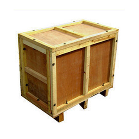 Collapsible Plywood Boxes
