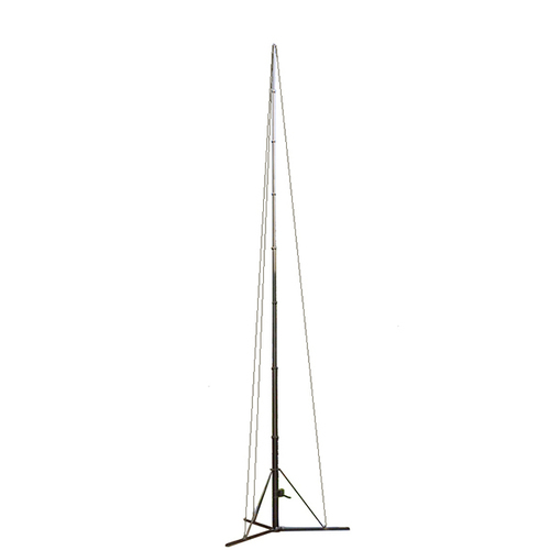 15m Manual Operation Telescopic Mast