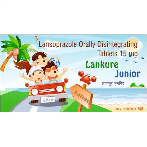Lankure Junior Tab. (Lansoprazole orally disintegrating tablets 15 mg)