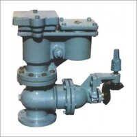 Kinetic Double Air Valve (H-42k)