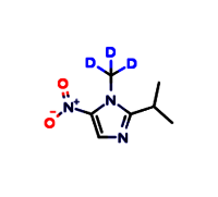 Ipronidazole-d3