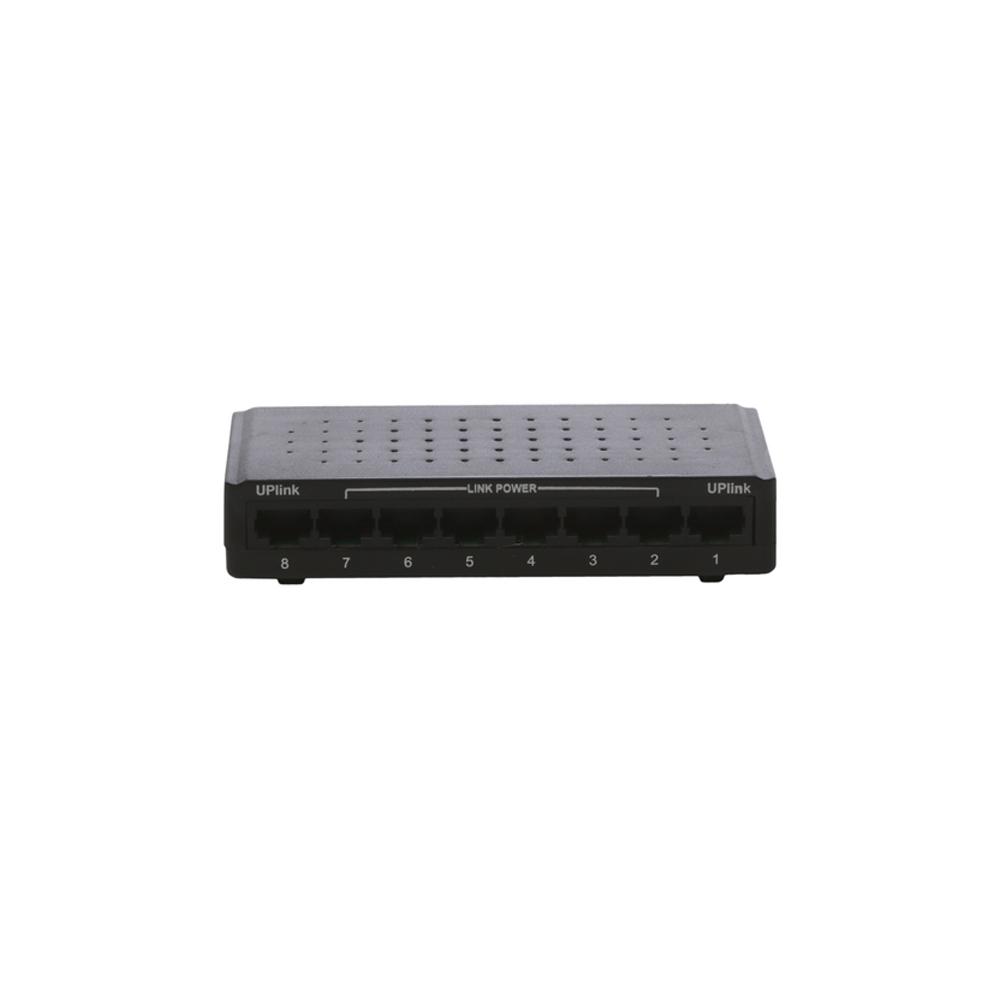 Reverse PoE Switch (10/100 Mbps)