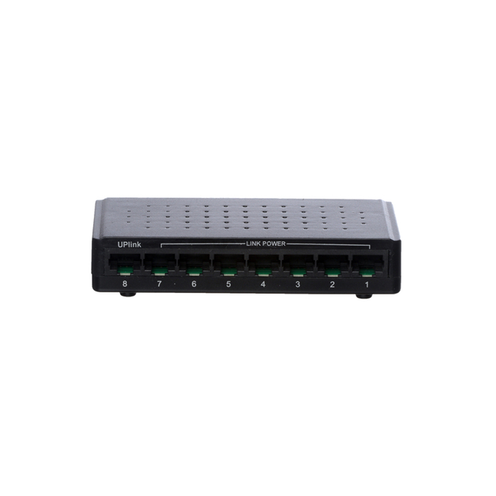 Reverse PoE Switch (10/100 Mbps)
