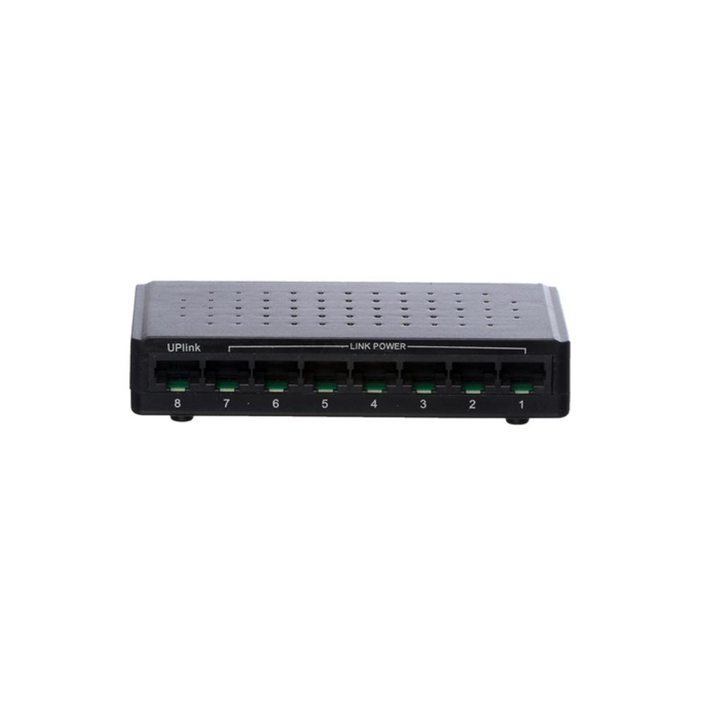 Reverse PoE 10/100 Mbps Switch 7port+1Uplink