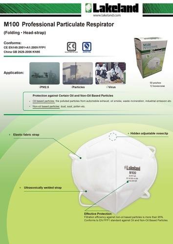 Resipirator Mask/Dust Mask
