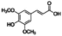 trans-Sinapic acid
