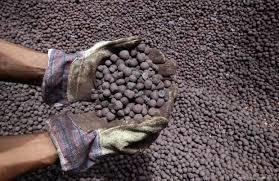 Iron ore, Canada