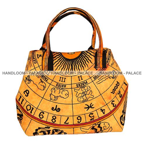 Cotton Fabric Handbags