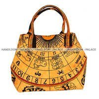Cotton Fabric Handbags