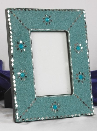 Green Pasting Miror Pucture Frame