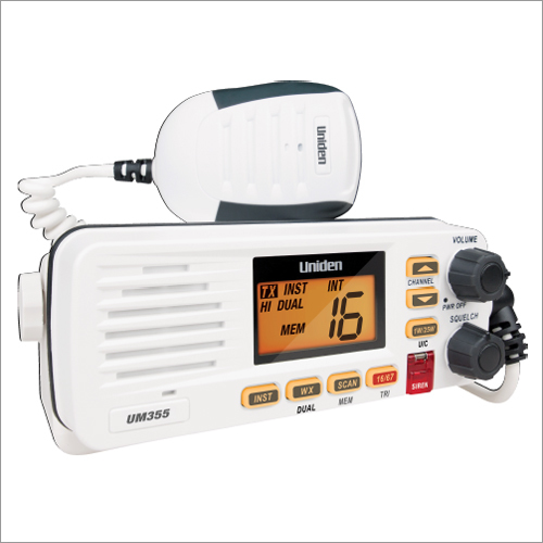 VHF Marine In-Boat Radio