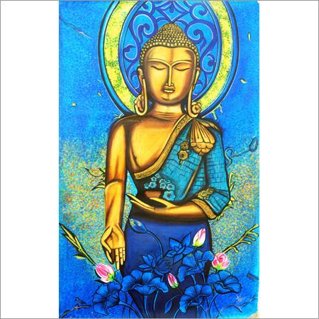 Designer Acrylic Paintings