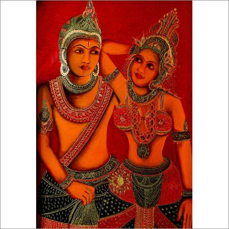 Decorative Acrylic Paintings