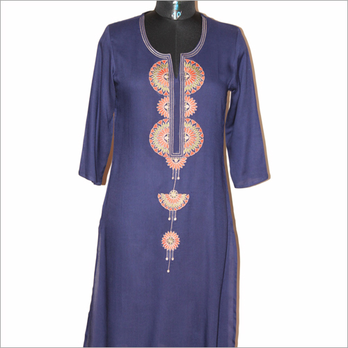Ladies Party Wear Kurtis