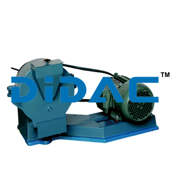 Disk Crusher Apparatus