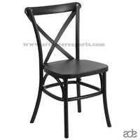 Industrial Black Chair