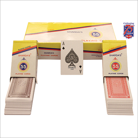 Promotional Paper Playing Cards