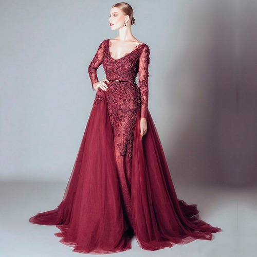 Formal Party Wear Gown