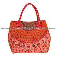Ladies Handbags Cotton