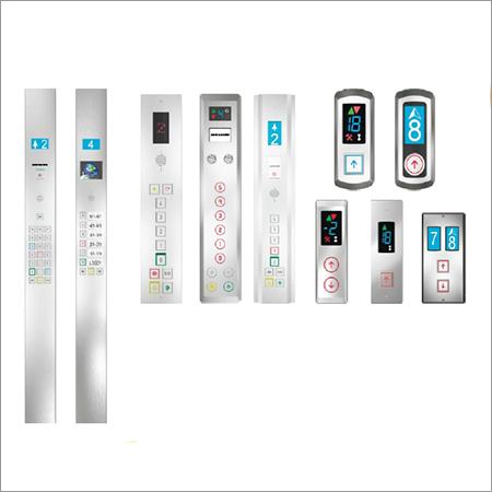Lifts Switch Panel