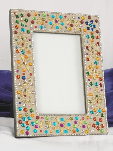 MIROR PASTING PICTURE FRAME
