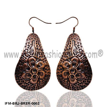 60-70 - Brass Earrings