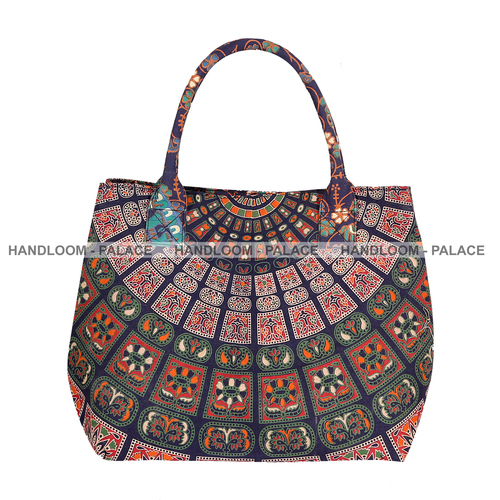 Hobo Cotton Shoulder Handbags