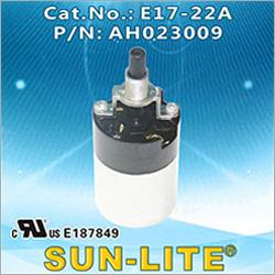 E17 Bottom Turn Knob Switch