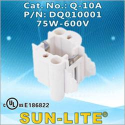 Q-10A Compact Fluorescent Lampholders