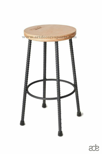 Industrial Medium Size Stool