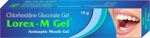 Chlorhexidine Gluconate Gel