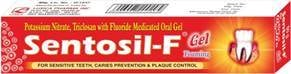 Potassium Nitrate,Triclosan & Fluoride Toothpaste