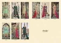 Om Tex (Flora) Design Strath Salwar kameez