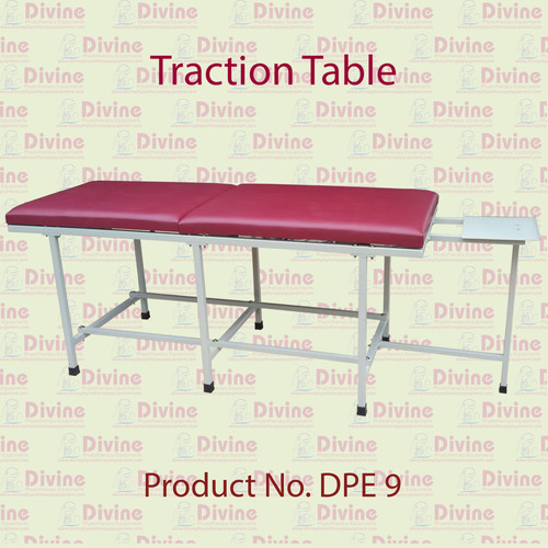 Traction Table with Six Legs