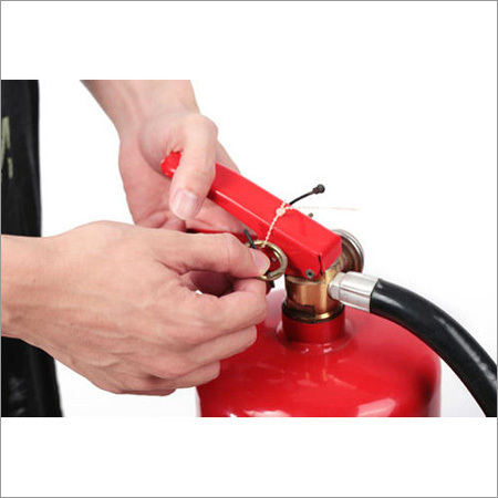 Fire Extinguishers Hydraulic Pressure Testing Service