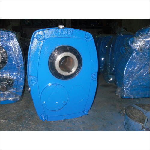 Anti Reverse SMSR Gear Box