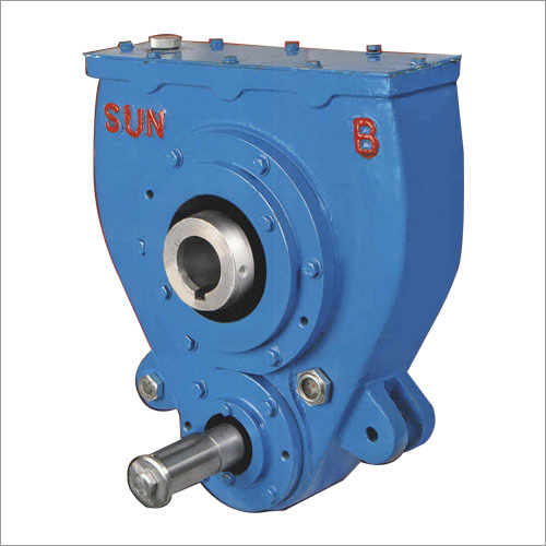 Helical SMSR Gear Box