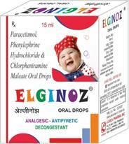 Paracetamol Phenylephrine Chlorpheniramine Drops