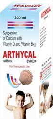 Vitamin D3, Calcium & Vitamin B12 Syrup