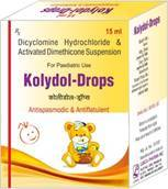 Dicyclomine HCl & Activated Dimethicone DROPS