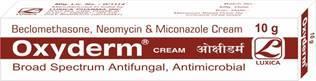 Beclomethasone, Neomycin & Miconazole Cream