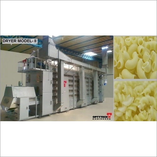 Pasta and Noodles Dryer Plants 300KG