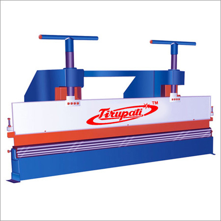 Hand Operated Press Brake