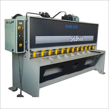 Hydraulic Plate Shearing Machines