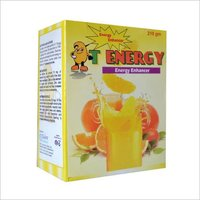 T-Energy (Dextrose + Sucrose + Vitamin C + Zinc)